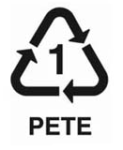 Plastic 1 - PET