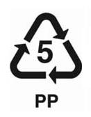 Plastic 5 - PP